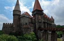 """замок """"Корвинов""""."""