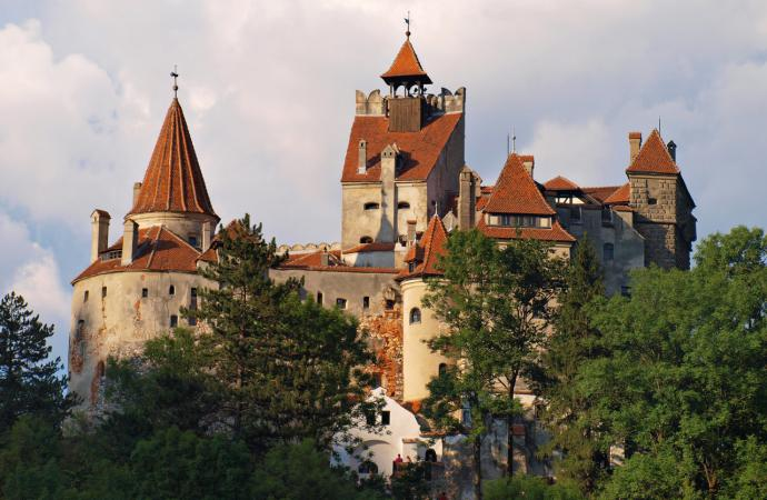 """замок """"Дракулы""""."""